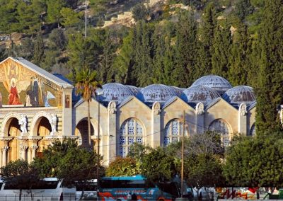 Church of All Nations – Jerusalem
