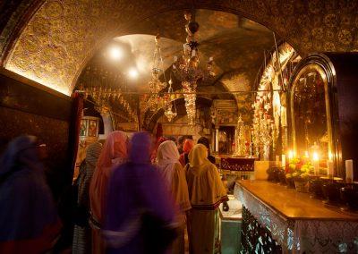 Church of the Holy Sepulchre – Jerusalem